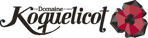 Logo Domaine koquelicot